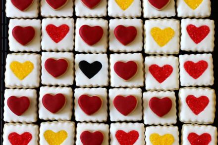 Fondant Cookies!
