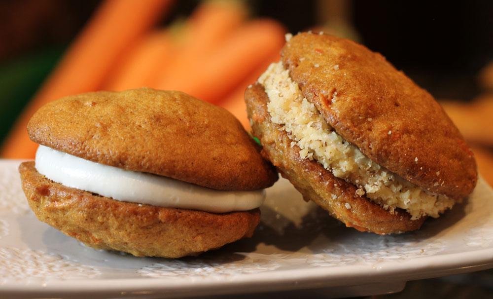 Carrot Cake Whoopie Pies » AngelicaMadeMe