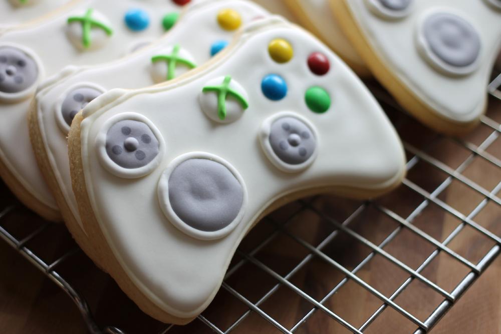 xbox-controller-sugar-cookies-