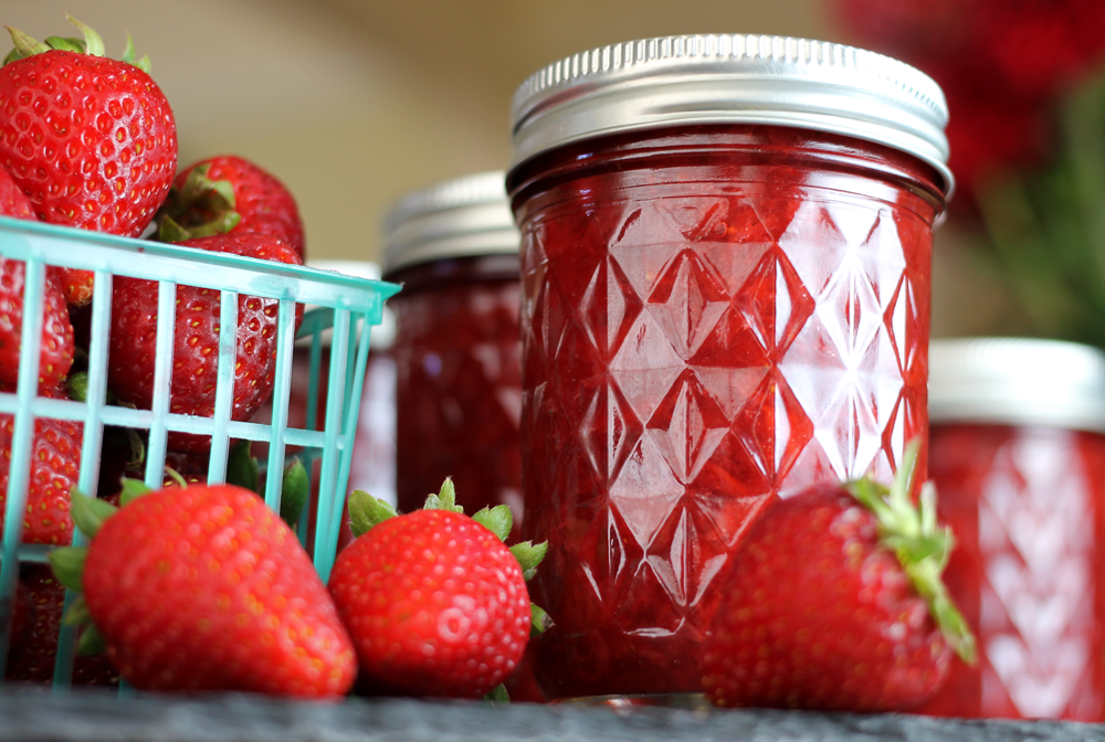 Homemade Strawberry Jam - AngelicaMadeMeAngelicaMadeMe