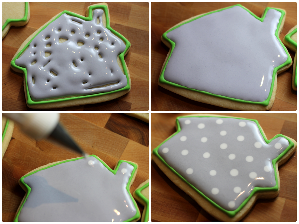 Decorated House Cookies House-cookies-gray-quad