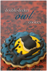 Owl-cookies
